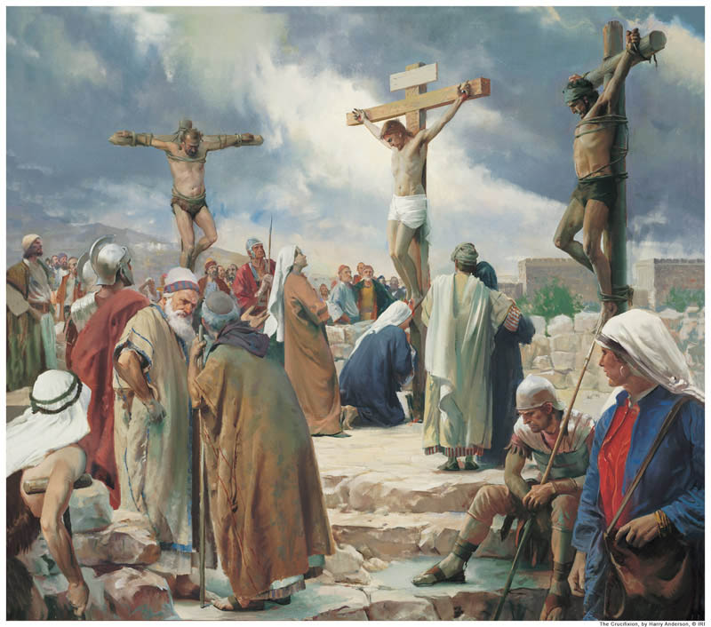 Jesucristo Crucifixion-Christ-Cross-Mormon
