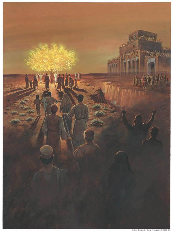 doctrinas de Cristo lehi-vision-dream-mormon