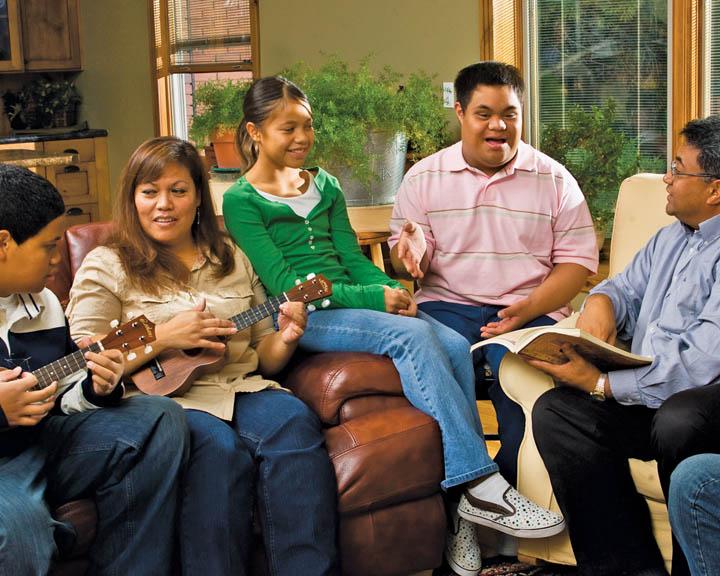 mormon-families