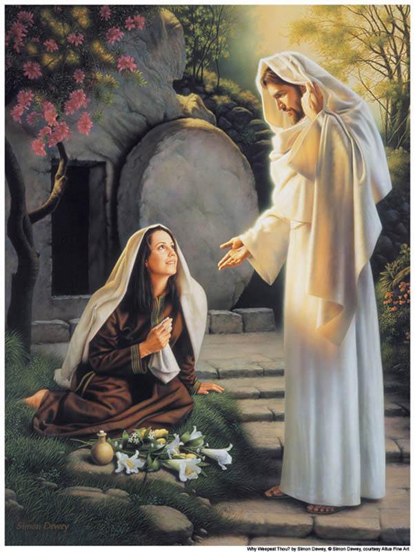 Apariciones post mortales de Jesucristo