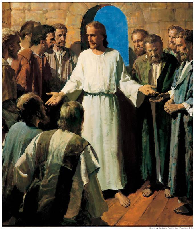 Mejor que ver: Buscar un testimonio espiritual de Cristo