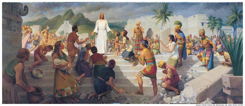 Lección 39 del Libro de Mormón