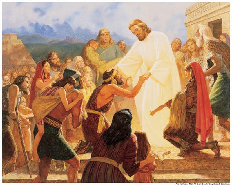 """""""Las cosas antiguas han pasado, y todas las cosas se han vuelto nuevas"""" Clase 38 del Libro de Mormón"""