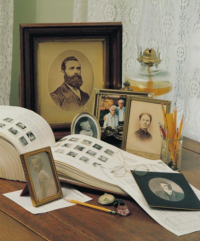 Entrevistar a miembros de la familia: ¡Una buena manera de descubrir su historia familiar!