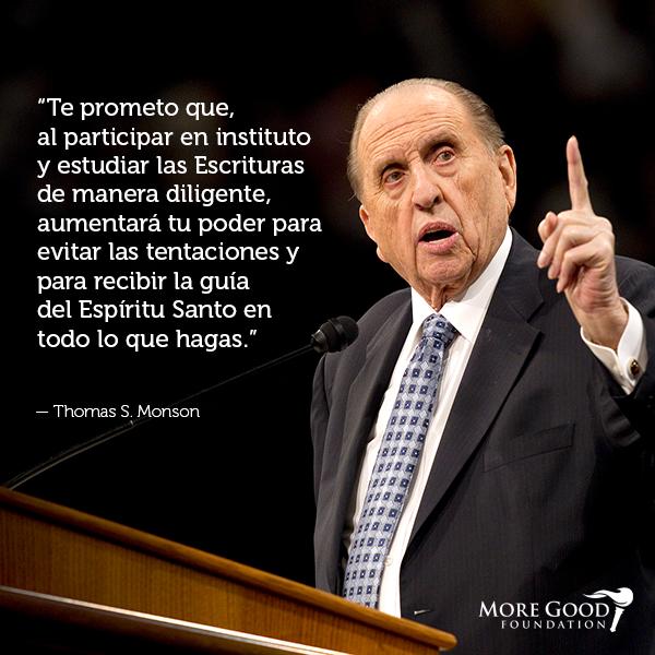 Instituto de Religión mormón: El poder prometido
