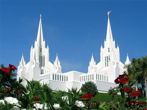 ¿Por qué son tan importantes los templos para los mormones?