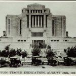 Templo mormón extranjero