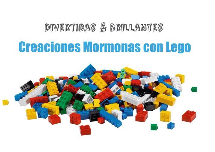 Divertidas Creaciones con LEGO de temáticas  Mormonas