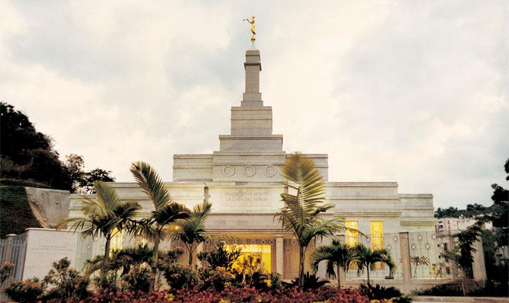 La Iglesia de Jesucristo en Venezuela