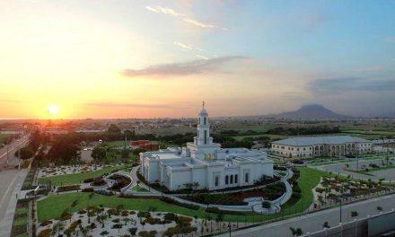 Furor en Trujillo, Perú por el nuevo templo Mormón