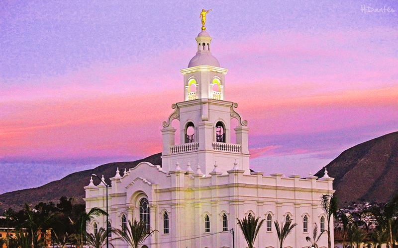 FOTOS: El impresionante Templo de Tijuana, México