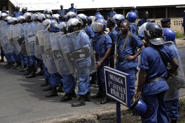 Misioneros son retirados de Burundi por ola de violencia