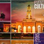 evento cultural del templo de trujillo