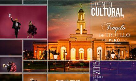 Siga en vivo el Evento Cultural de Templo de Trujillo Perú