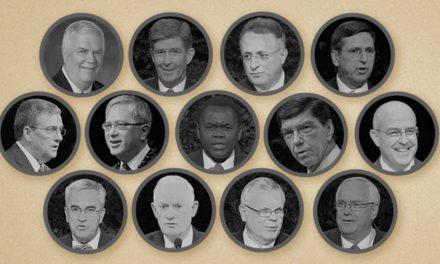 ¿Quiénes serán los próximos apóstoles?