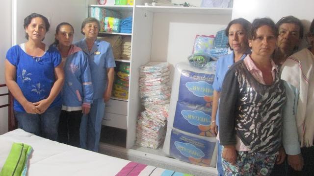 La fundación AMADEHU de Colombia recibe donación mormona