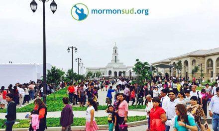 Más de 91,000 personas visitaron el Templo de Trujillo, Perú