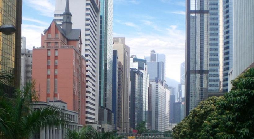 Capilla mormona en Hong Kong. Créditos osmormons.com