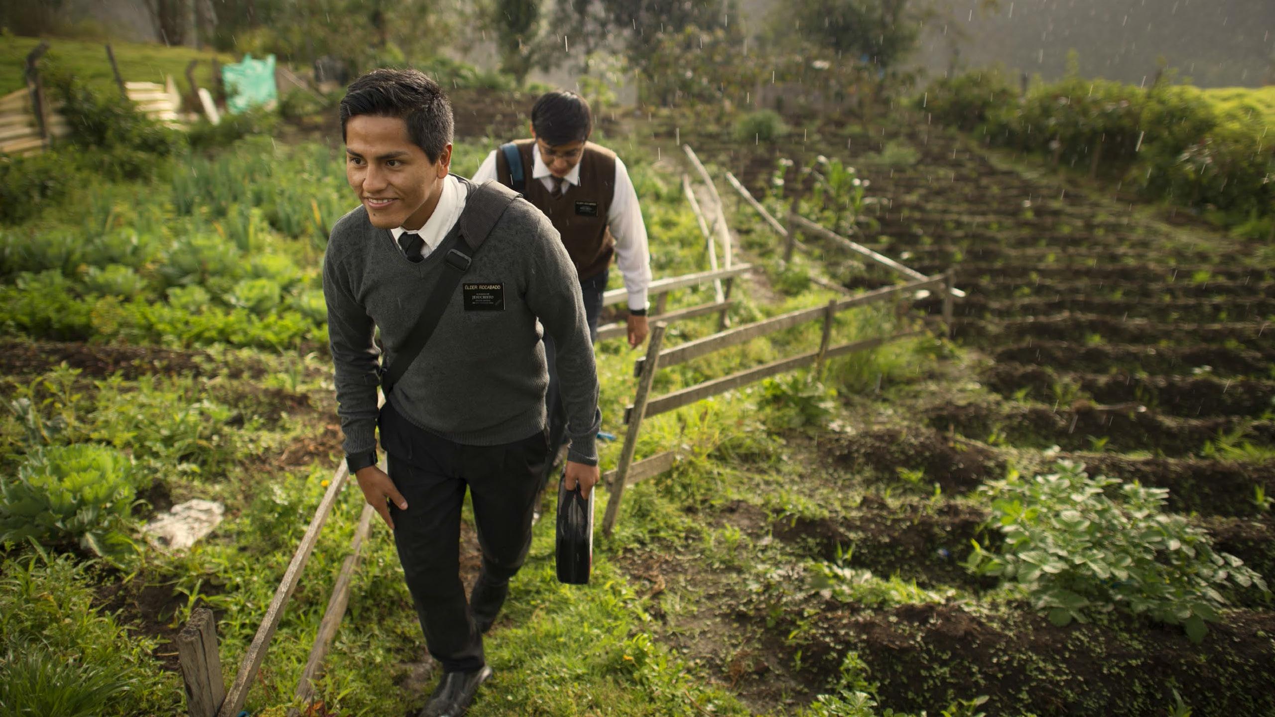 Iglesia lanza Innovador Recurso para Misioneros Retornados
