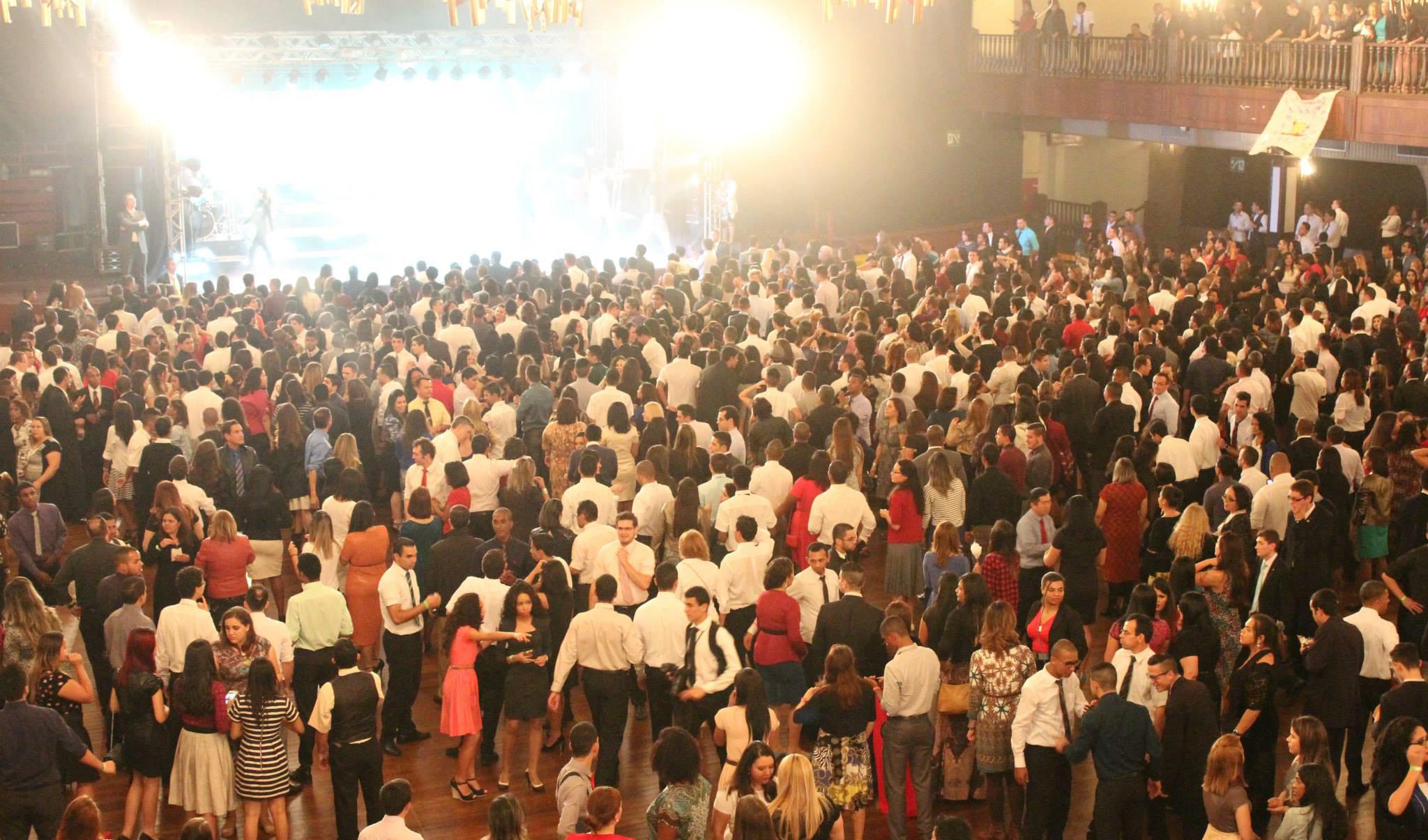 Fiesta JAS en Brasil: Más de 2000 jóvenes participan