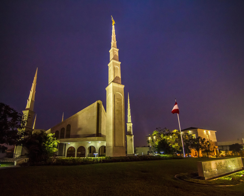 Los mormones en Perú