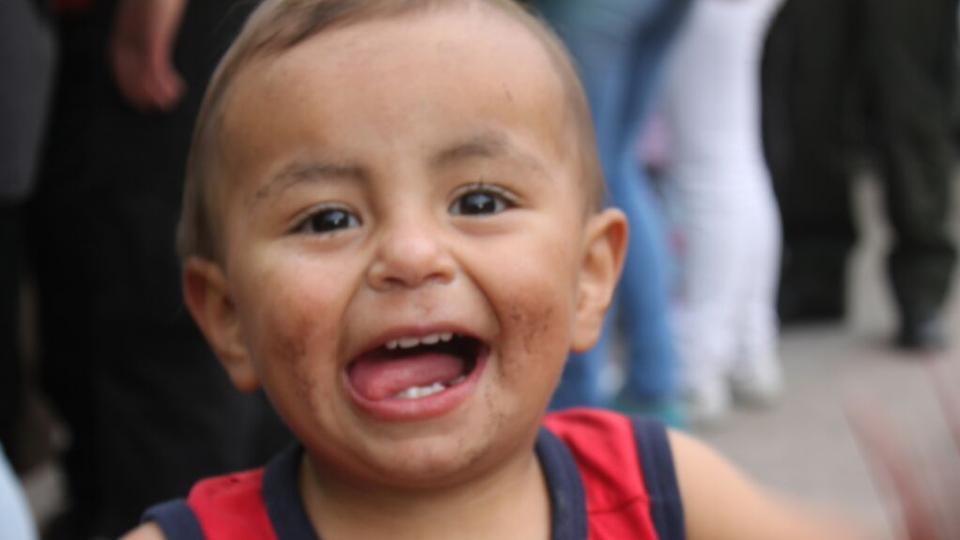 Mormones donan más de 1500 almuerzos a población vulnerable de Bogotá