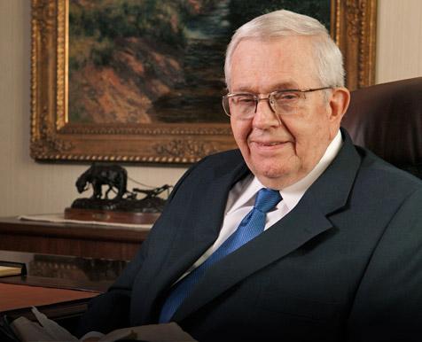 servicios fúnebres del Presidente Boyd K. Packer