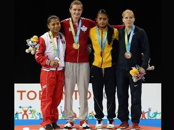 Deportista mormona obtiene medalla de plata en Juegos panamericanos Toronto 2015