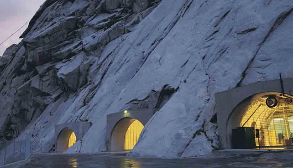 Bóveda mormona esta entre los 8 sitios más seguros en el mundo