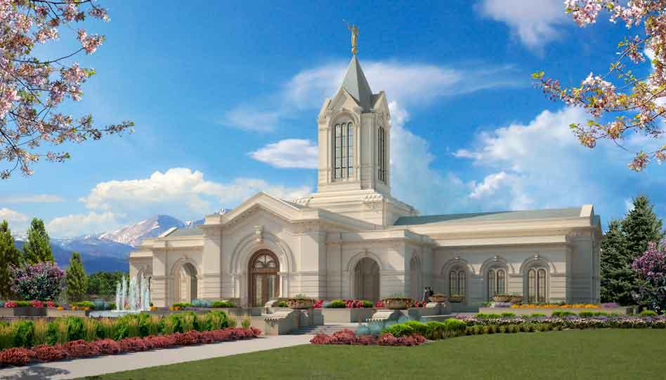 Vándalos dañan sitio de construcción de Templo