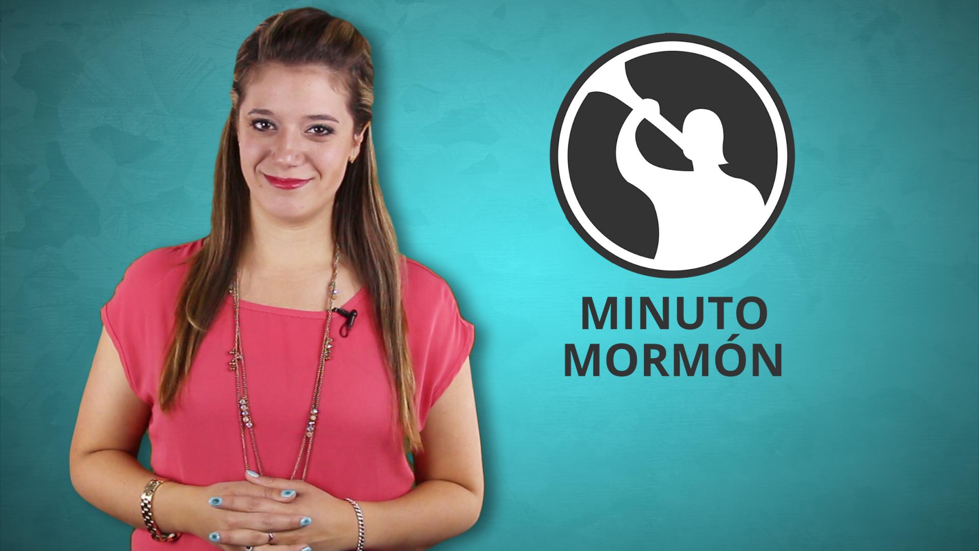 Minuto Mormón: 23 de Agosto del 2015