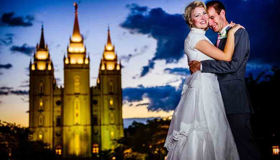 boda en el templo