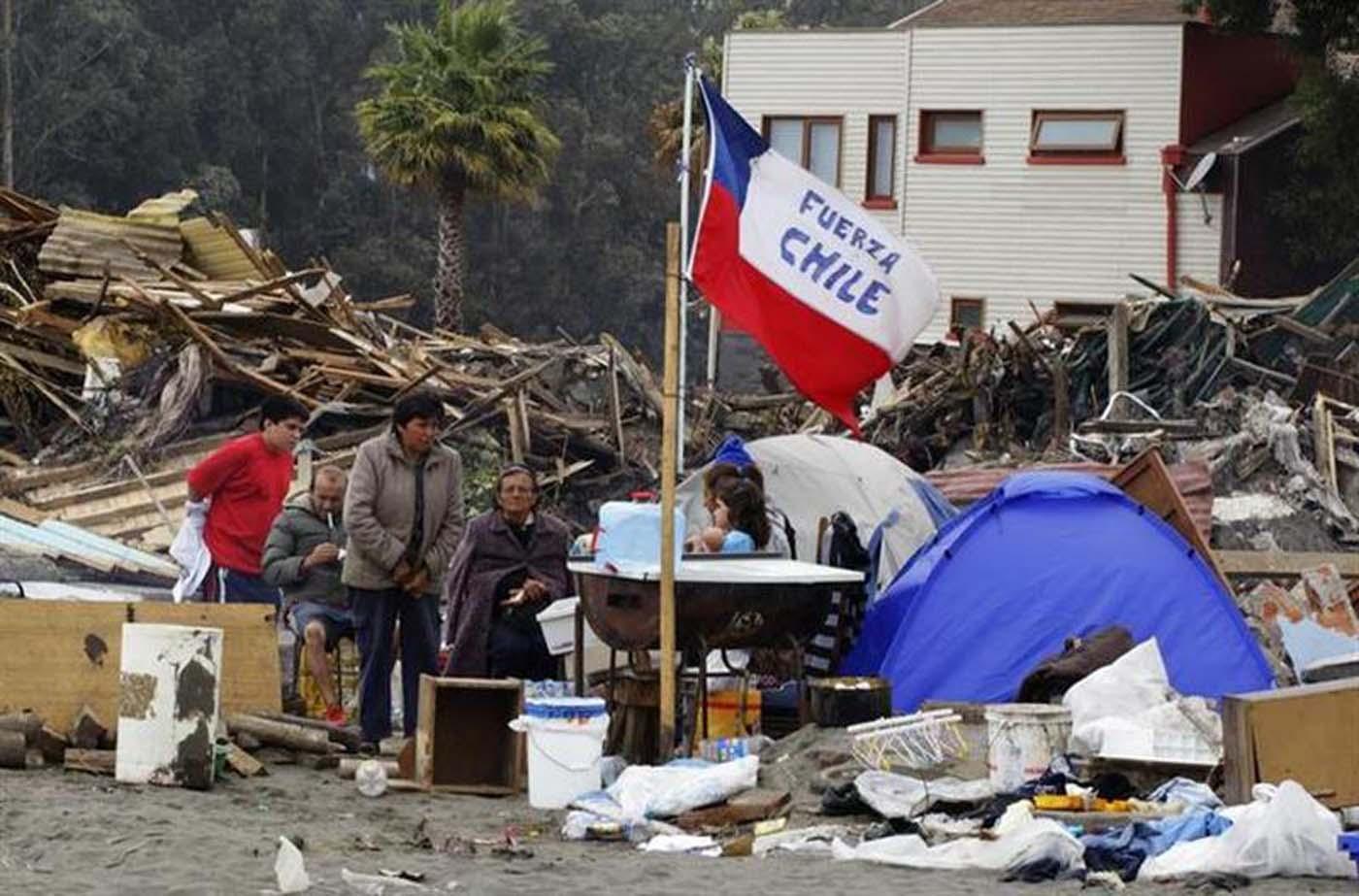 Misioneros mormones a salvo luego del terremoto en Chile