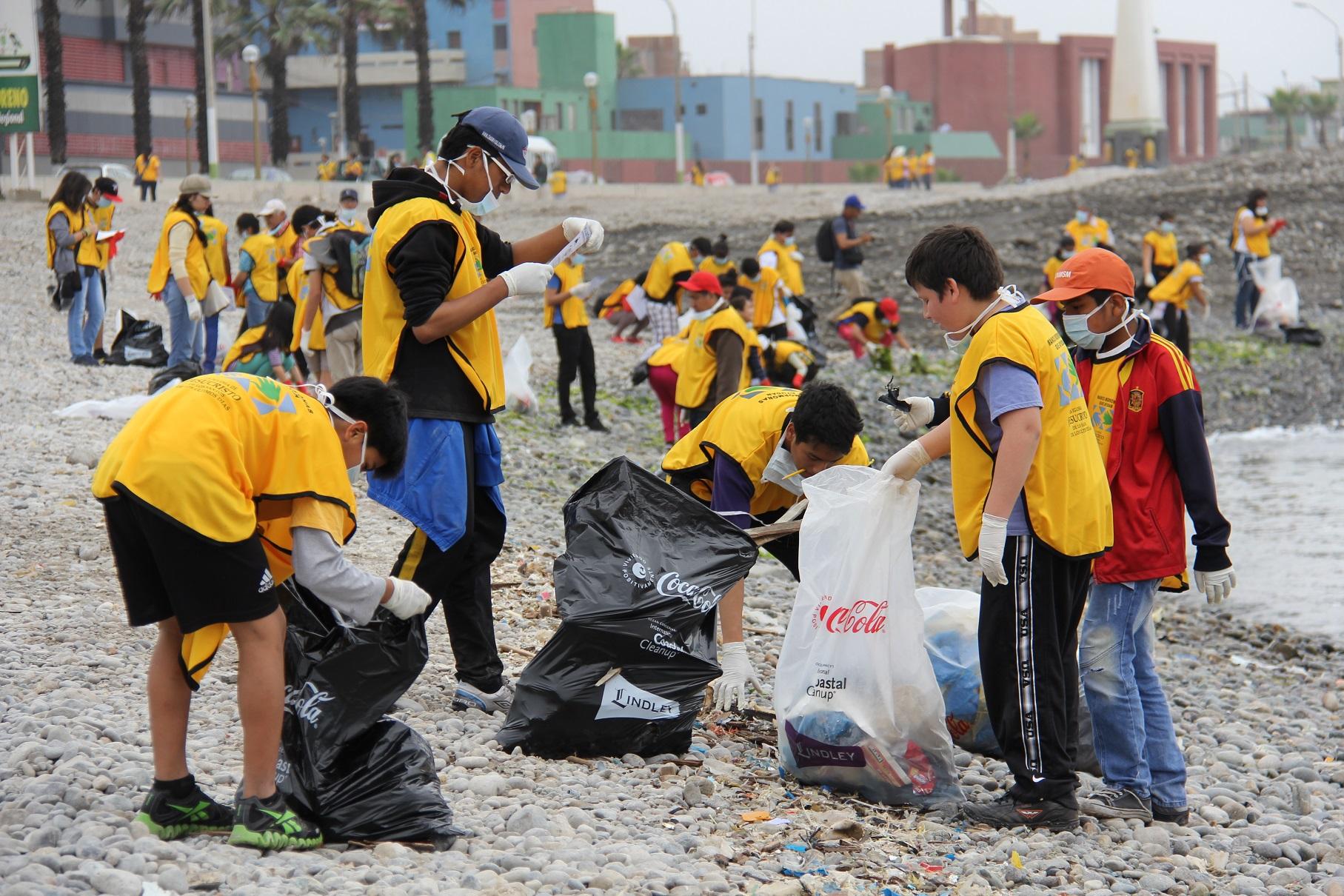 Mormones se preparan para masivo servicio comunitario en Perú