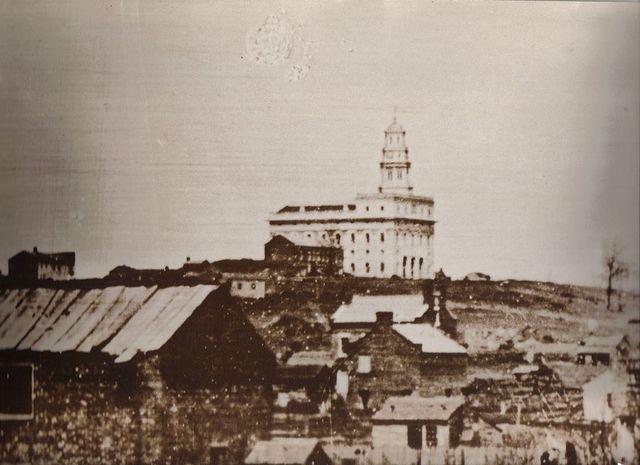 El milagroso descubrimiento en la casa de una persona no miembro que ayudó a reconstruir el Templo de Nauvoo