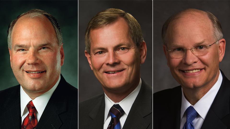 Tres nuevos apóstoles llamados al Quórum de los Doce