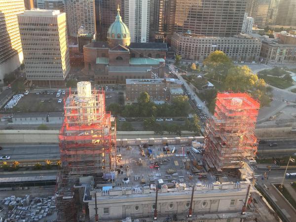 Peculiar Templo de Filadelfia asombra a todos las personas