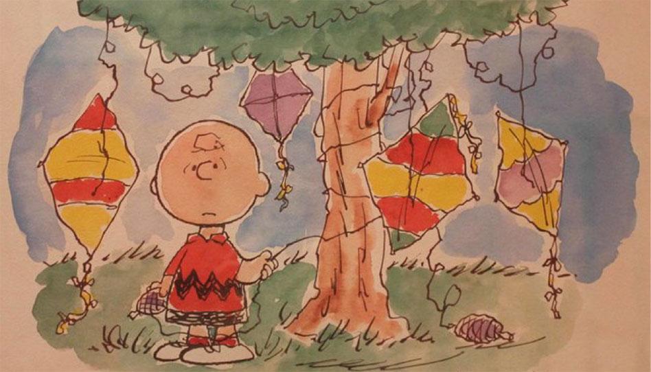 Charles Schulz creador de Charlie Brown y su conexión con los mormones