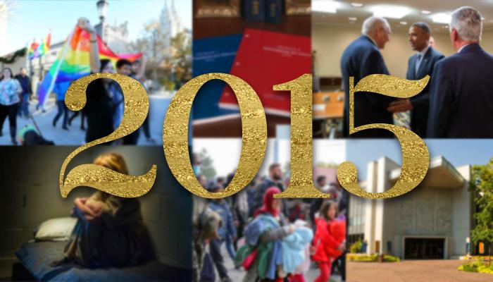 2015: Lo más destacado en las noticias mormonas