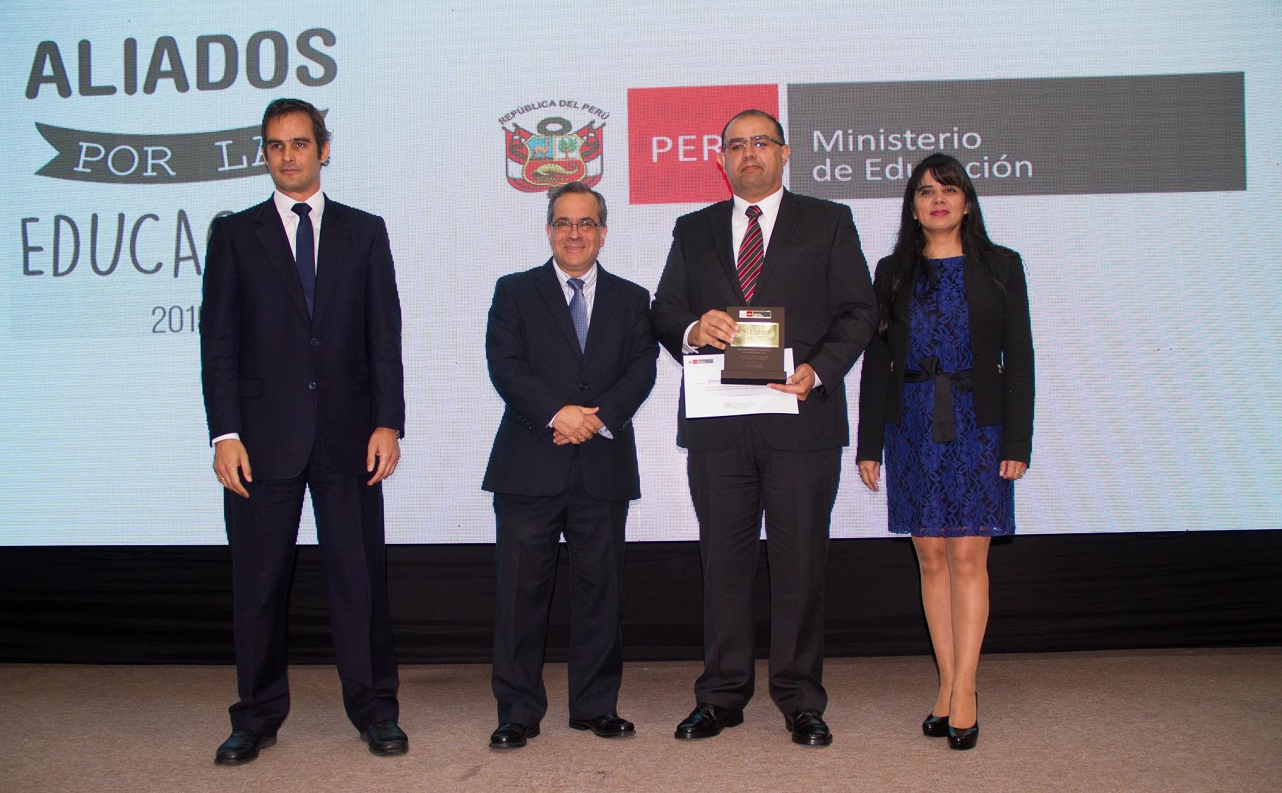 Gobierno del Perú reconoce ayuda de los mormones en Perú