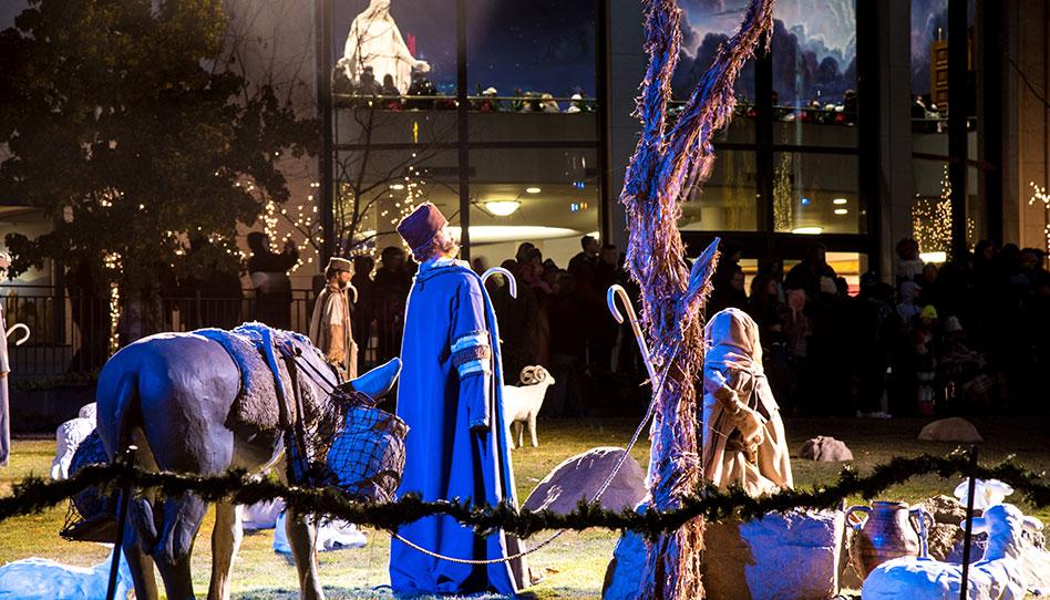 ¿Por qué celebran los mormones Navidad?