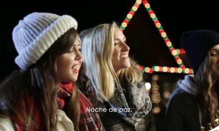 Youtubers mormones se unen en vídeo navideño