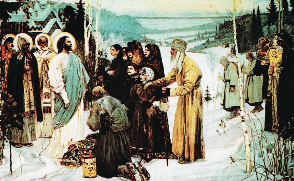 ¿Jesucristo visitó Rusia después de su Resurrección?