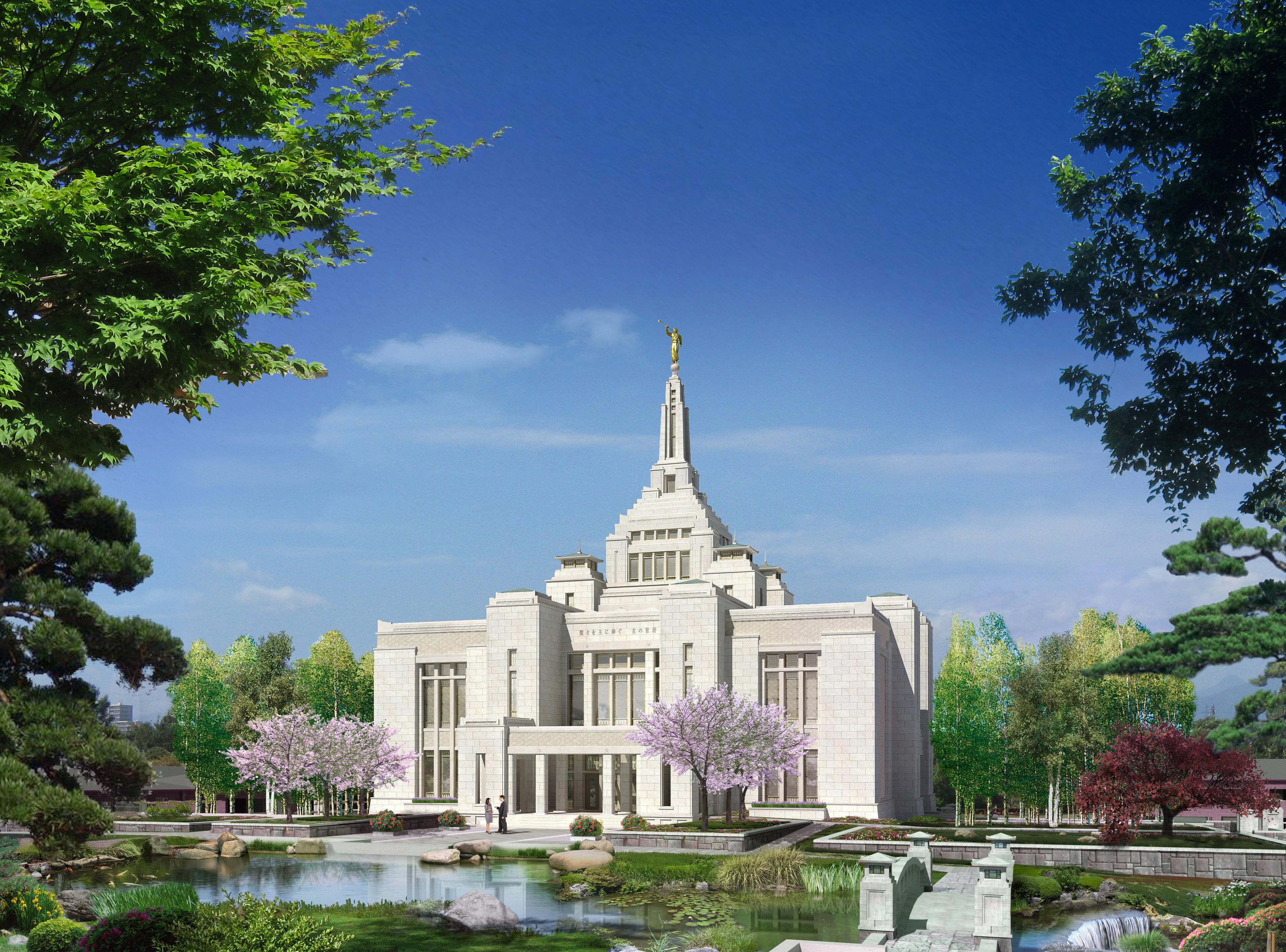 Anuncia fechas de puertas abiertas y dedicación para 3 Templos