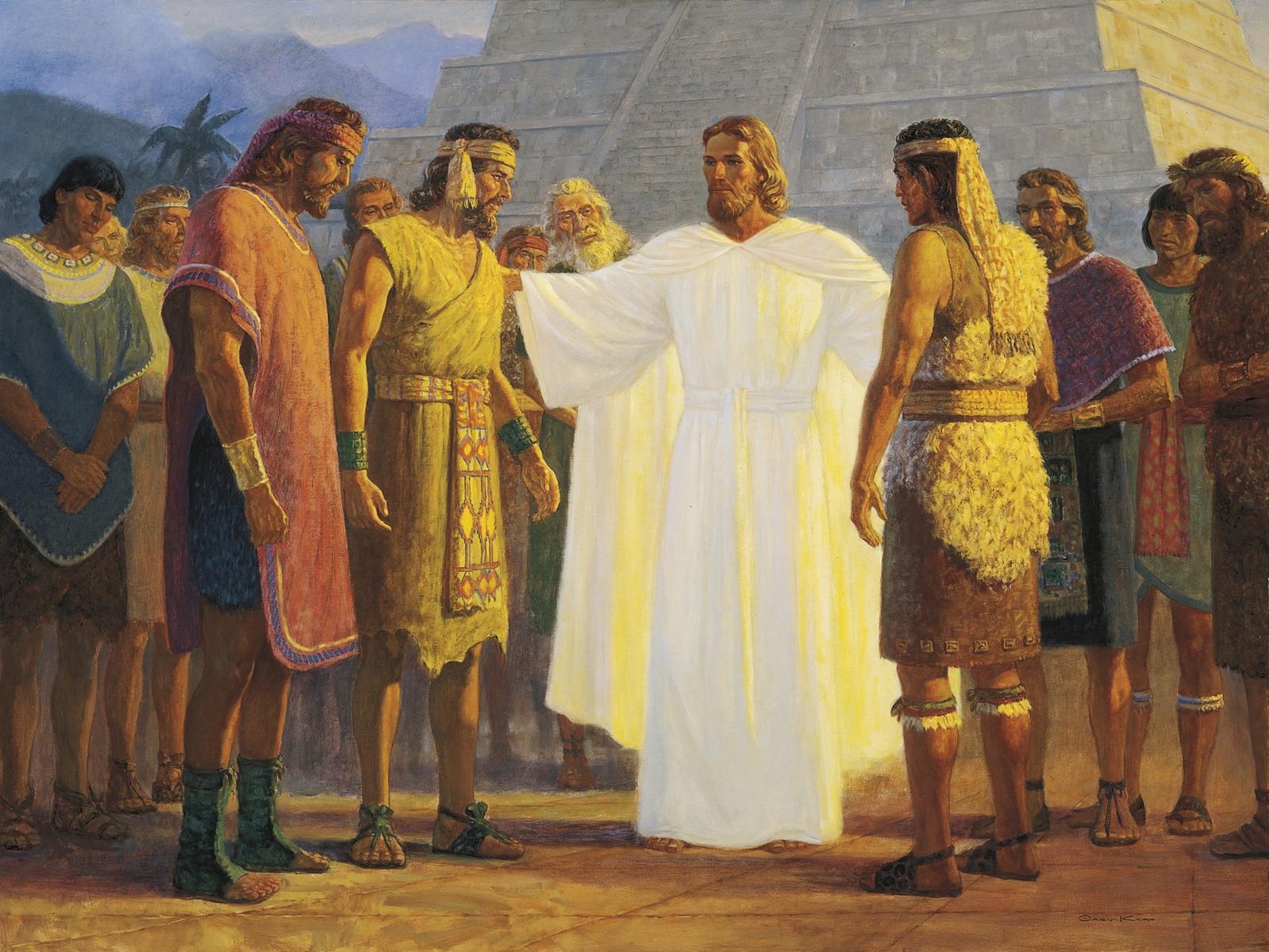 """El Libro de Mormón – Lección 2 – """"Todas las cosas según su voluntad"""""""