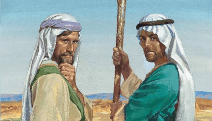 Laman y Lemuel