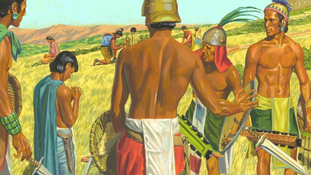 """El Libro de Mormón – Lección 4 – """"Las cosas que vi cuando fui llevado en el espíritu"""""""