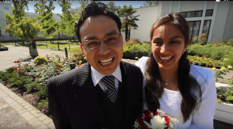 Mormon.org comparte la conmovedora historia de Ricardo Ibañez en sus videos Soy Mormón