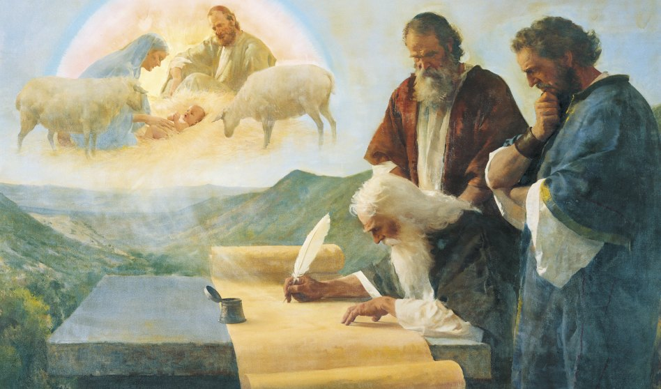 """Mi alma se deleita en las palabras de Isaías""  Lección 9 – Libro de Mormón"