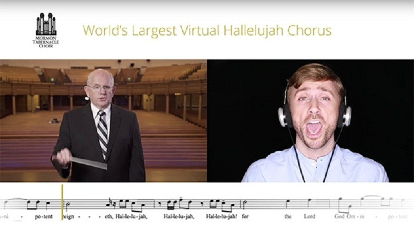 Tu oportunidad para cantar en el Coro del Tabernáculo